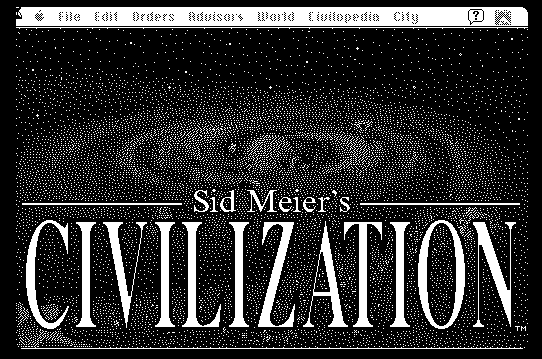 Civilization for Macintosh